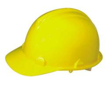 VITREX YELLOW SAFETY HELMET
