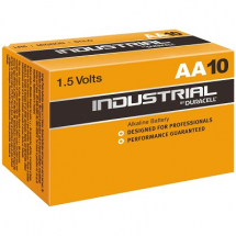 AA DURACELL BATTERY (PACK OF 10)