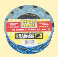 MAMMOTH ALL PURPOSE DUCT TAPE WHITE
