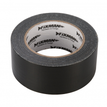 50MM X 50MTR HEAVY DUTY DUCT TAPE BLACK