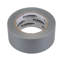50MM X 50MTR HEAVY DUTY DUCT TAPE SILVER