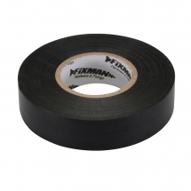 19MM X 33MTR INSULATION TAPE BLACK