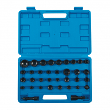 IMPACT SOCKET SET 35 PCE